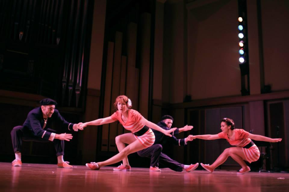 Montreal dancers