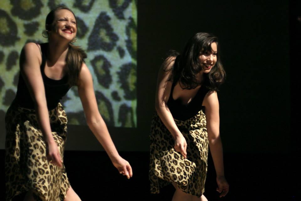 Ramona Staffeld & Naomi Uyam