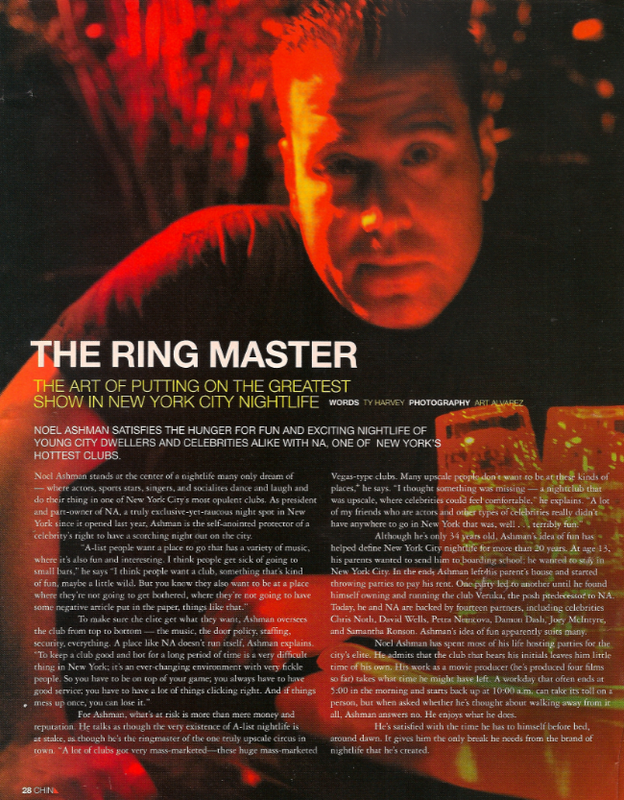 The Ring Master