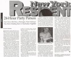 New York Resident