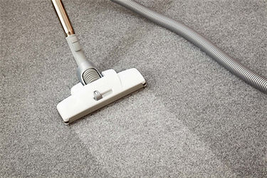 Carpet hoover