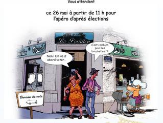 Apéritif électoral