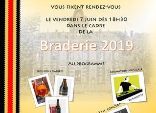 Braderie 2019.