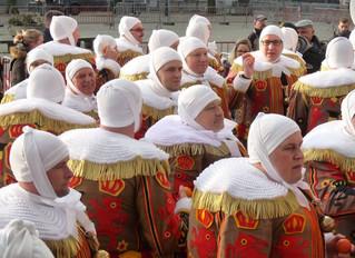 Programme des 3 jours de Carnaval