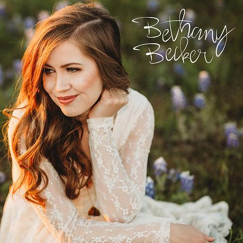 """Bethany Becker"" Physical CD"