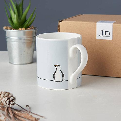 Penguin Mug by Jin Designs