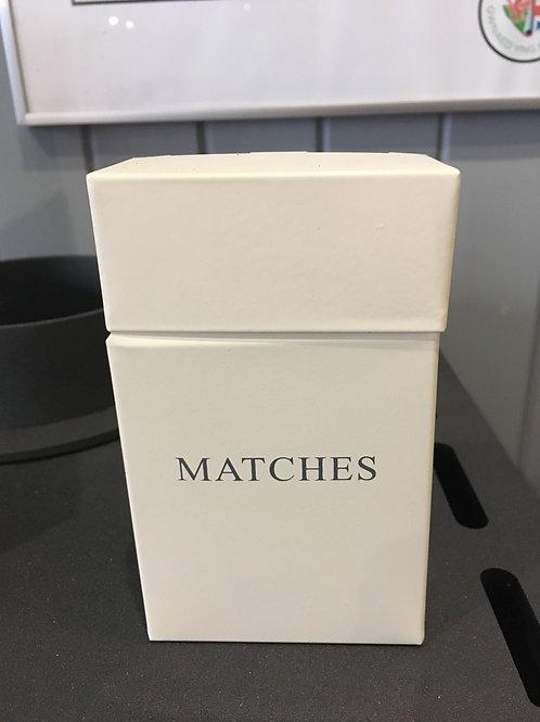 Matches Holder