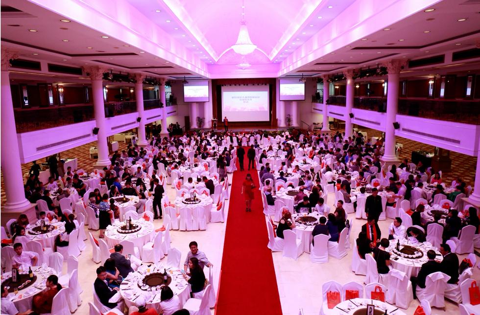 犹太通商联盟周年庆慈善晚宴