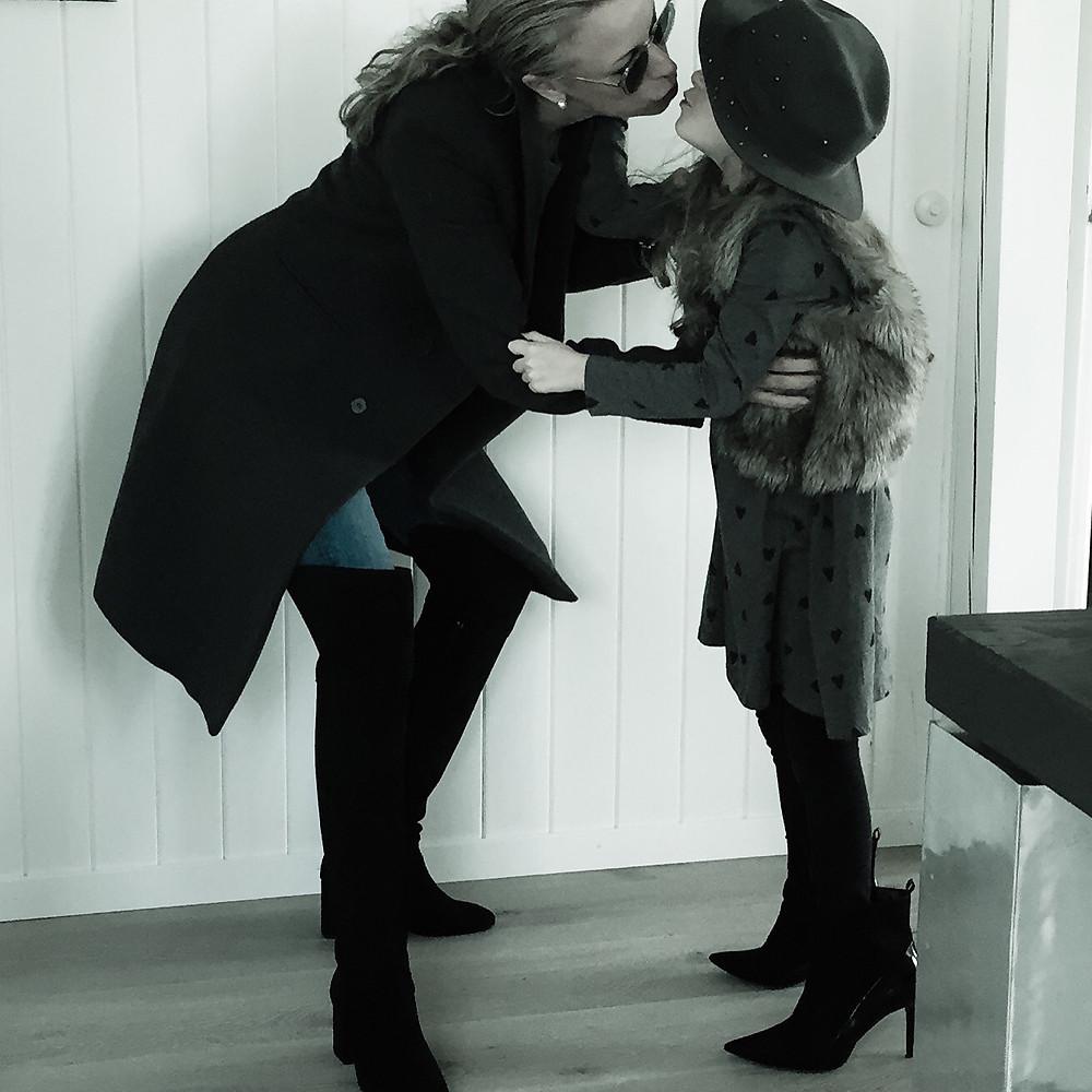 Eliane Porchet: Mom!