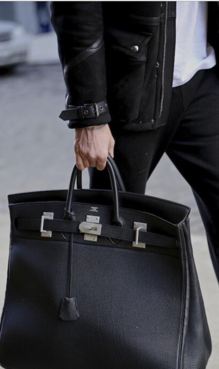 Hermès Birkin - Eliane Porchet