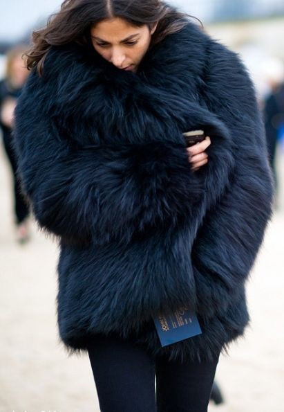 Eliane Porchet - Faux Fur