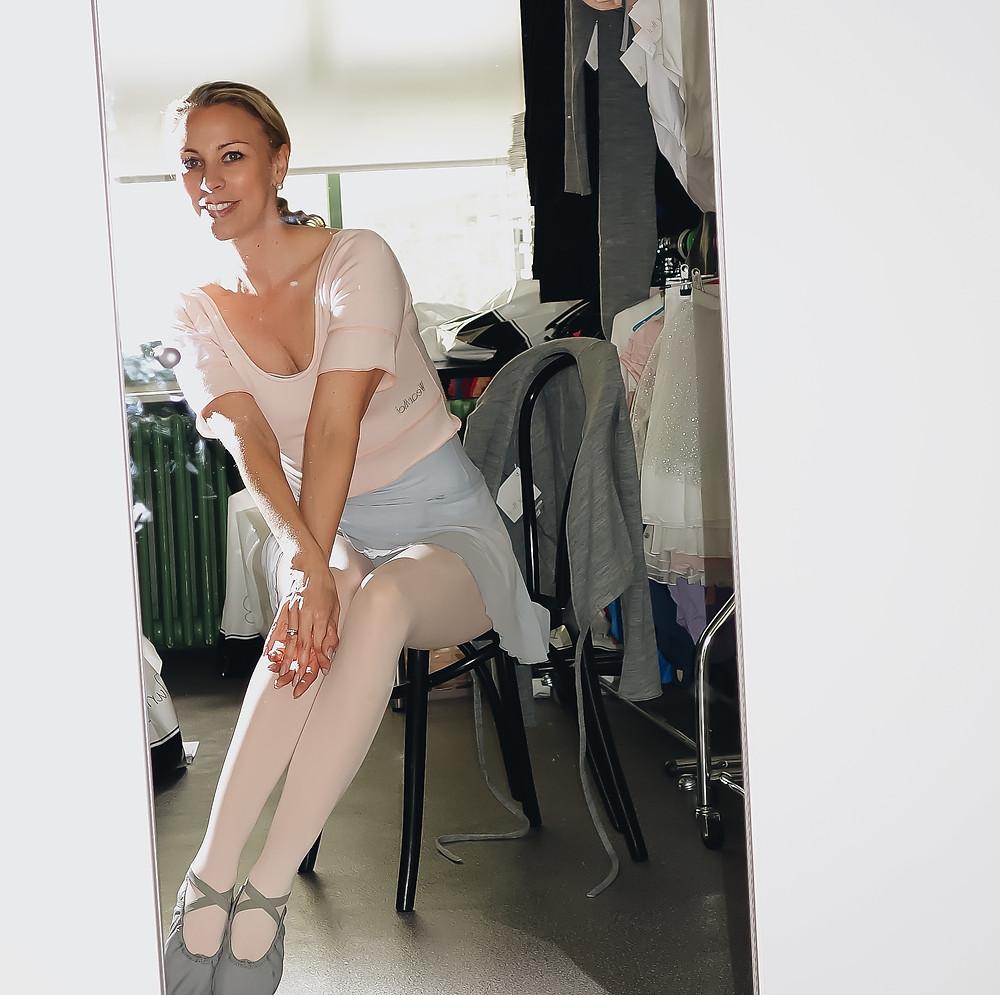 Eliane at Dance Art Studio Lucerne