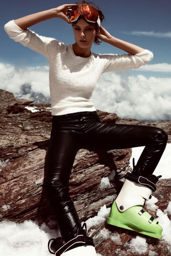 Slalom Style