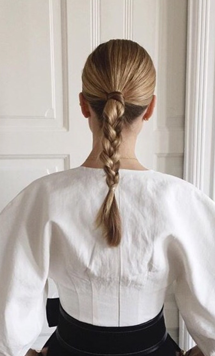 Hair - love this style - Eliane Porchet