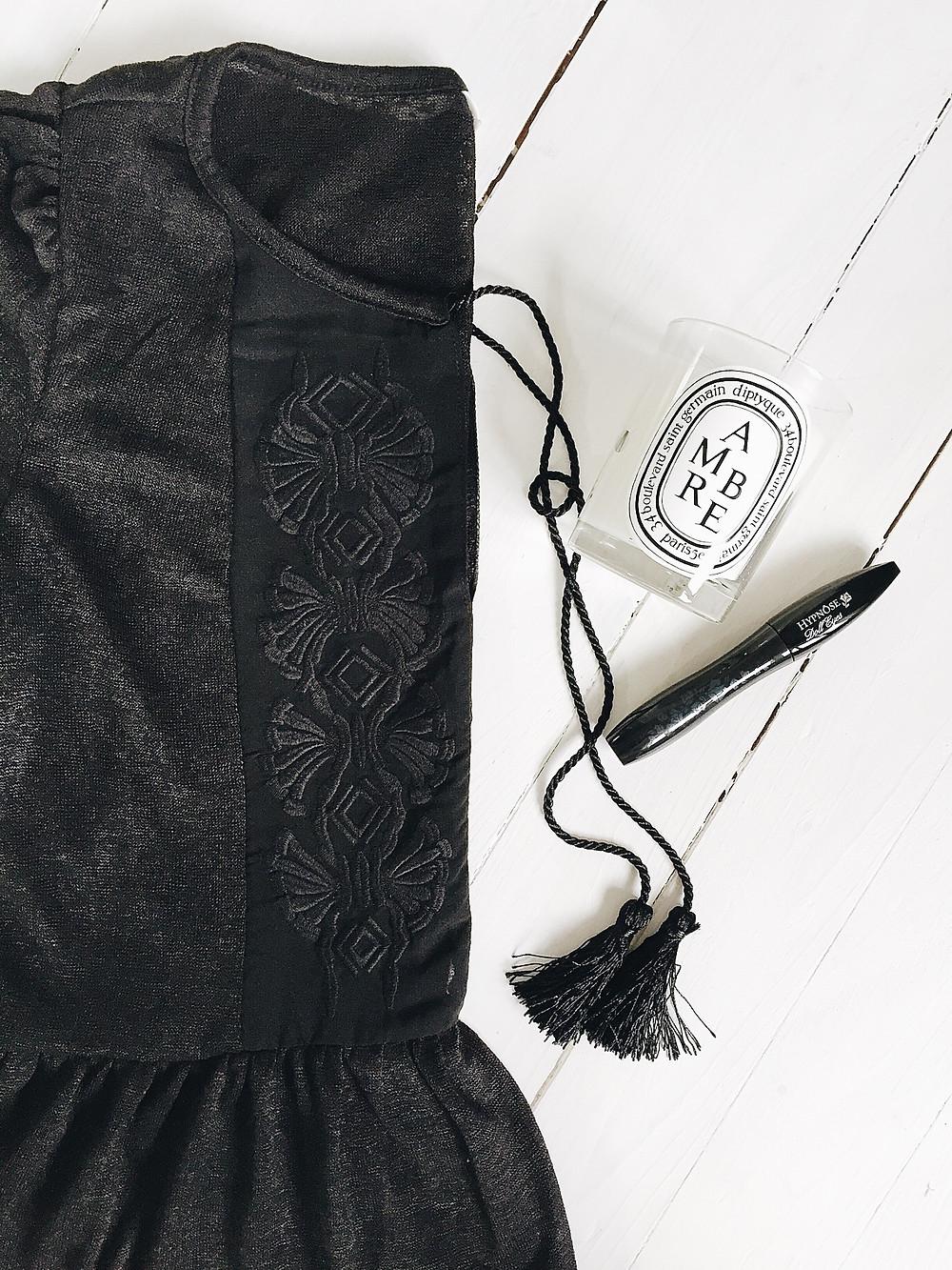 Eliane Porchet H&M Details