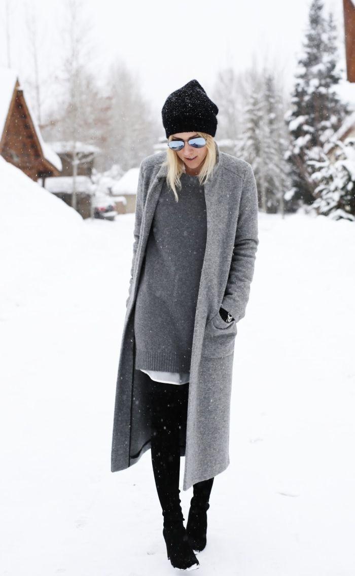Eliane Porchet grey on grey