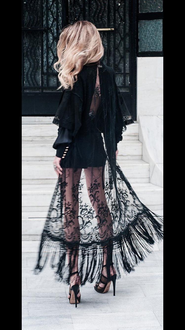 Eliane Porchet - Wonderful Dress