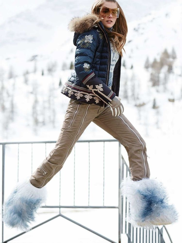 Eliane Porchet SkiStyle