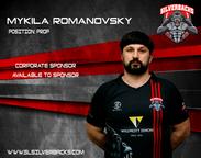 MYKOLA ROMANOVSKY