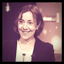 Isabelle Grella, Productrice chez Mandarin Cinéma, membre du Jury du Festival de Films Courts de Maisos-Laffitte 2019 organsié par Director's Cat - www.directorscat.fr