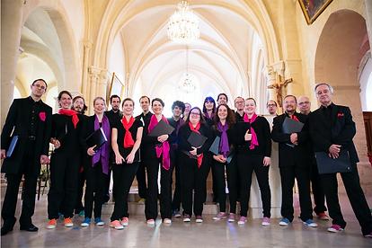 """La Compagnie Opéra Clandestin participera au projet """"Antoine et Isobel"""" avec ses chanteurs solistes ainsi que l'EVOC"""