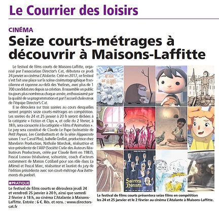 Festival Director's Cat - www.directorscat.fr