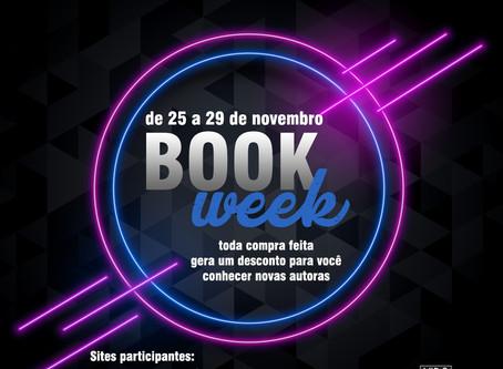 Book Week - Livros com desconto - Rose SaintClair, Alice Reis, Karina Dias e Vira Letra!
