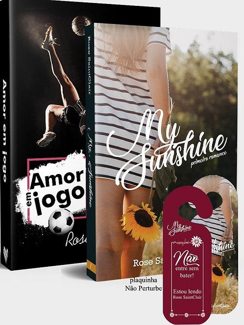 My Sunshine + Amor em Jogo