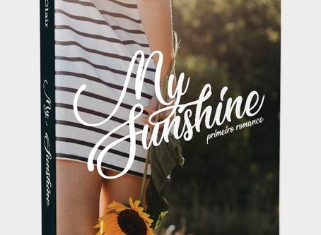"""Lançamento do romance lésbico """"My Sunshine"""" 20/06 em São Paulo"""