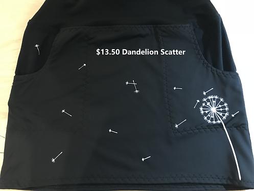 Dandelion Scatter