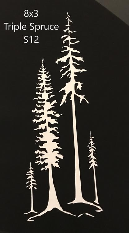 Triple Spruce
