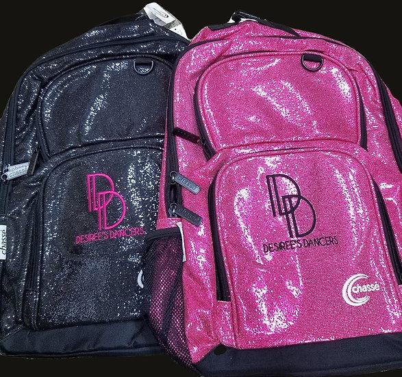 Desiree's Dancers Sparkle Book Bag