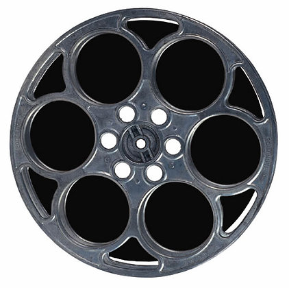 "5"" Film Reel to DVD"