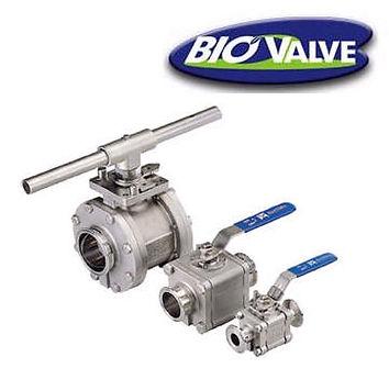 Haitima - Biovalve. Hygienic Valve Bioflo.ie