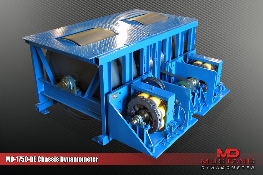 MD-1750 Mustang Dyno Dynamometer