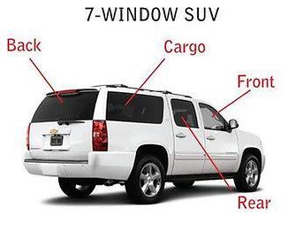 SUV Window Tinting Near Me