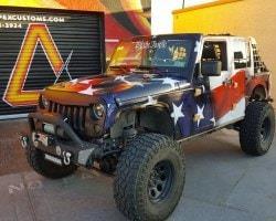 Jeep Lifts Phoenix AZ