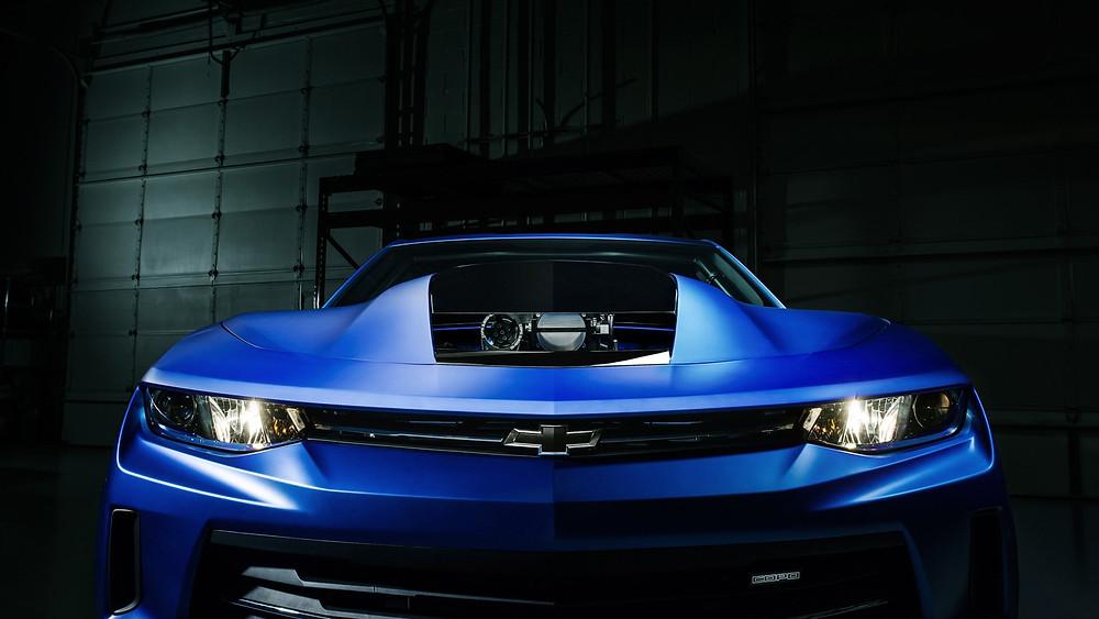 Chevy Camaro Supercharger