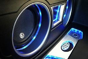 Car Subwoofers Amplifier