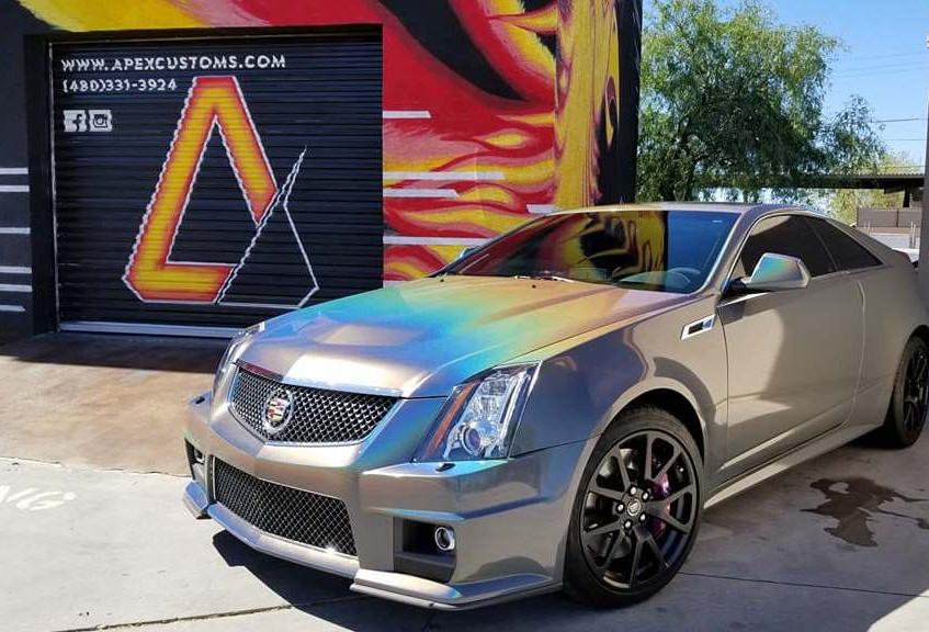 Apex Customs Cadillac CTS-V