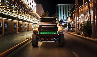 Rigid Automotive LED Light Bars