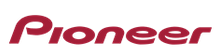 Pioneer Car Stereo Audio Logo