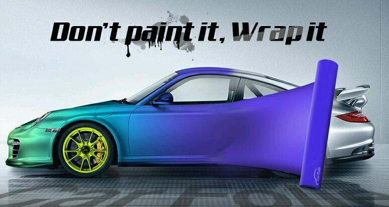 Car Wrap vs Paint