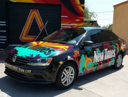 Car Vinyl Vehicle Wraps Tempe AZ