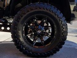 Truck Aftermarket Wheels Tires
