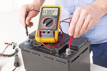 Car Audio Battery Voltage