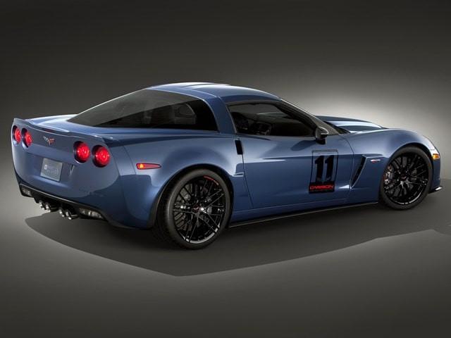 2012 Chevy Corvette Supercharger
