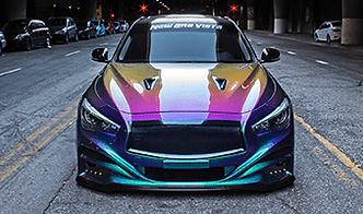 Halo EFX Performance Automotive Liquid Wrap Coatings