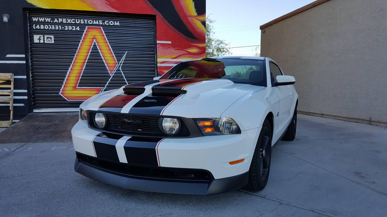 Car Lowering Phoenix Arizona