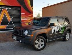Vehicle Wraps Phoenix Arizona